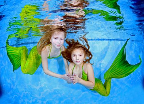 Ottilienbad suhl meerjungfrauenschwimmen